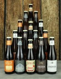 Belgian Beer Case of 15