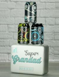 Super Grandad Pale Ale Gift Tin