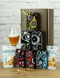Magic Rock Beer & Nuts Gift Box