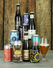 Ten Mixed Beers Selection