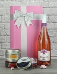Zinfandel Rose & Pamper Products Gift Set