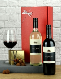 Bella Italia, Italian Wine Pair & Chocolate Truffles