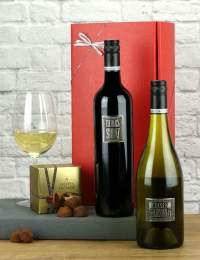 Berton Deluxe Duo with Champagne Truffles