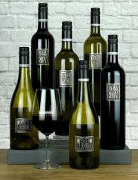 Berton Vineyards Metal Label Wine Taster Half Case