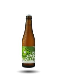 Biere Green Killer IPA 33cl