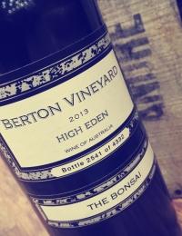 Berton Vineyards Bonsai Shiraz Cabernet