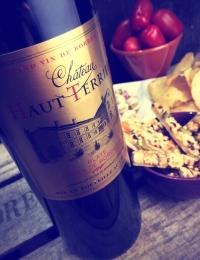Chateau Haut Terrier Blaye Cotes de Bordeaux