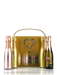Bottega Sparkling Wines 4 x 20cl Gift Pack