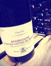Bourgogne Hautes Cotes de Beaune, Nuiton Beaunoy