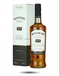 Bowmore No1 Single Malt Whisky