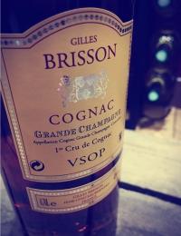 VSOP 1er Cru de Cognac Gilles Brisson