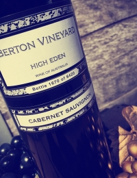 Berton Vineyards High Eden Cabernet Sauvignon