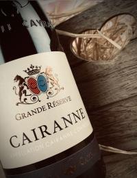 Camille Cayran La Reserve Cairanne Cotes du Rhone Villages