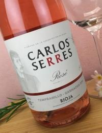 Garnacha Rioja Rose, Bodegas Carlos Serres