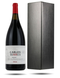 Carlos the Magnificent, Rioja Crianza Magnum & Gift Box