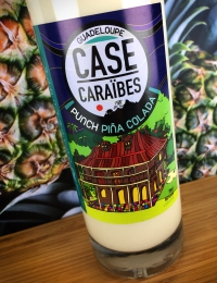 Case Caraibes Pina Colada Punch