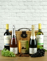 Celebration Wine & Truffles Hamper