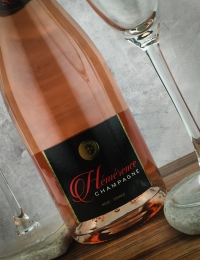 Hemerence Brut Rose Champagne