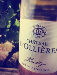 Chateau D'Ollieres Prestige Rose