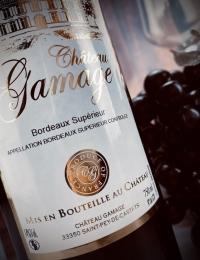 Chateau Gamage Fut Chene Bordeaux Superieur