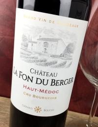 Chateau La Fon Du Berger Haut Medoc Cru Bourgeois