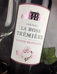 Chateau La Rose Tremiere Lalande de Pomerol