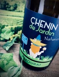 Chenin de Jardin Naturiste, J Mourat Natural wine