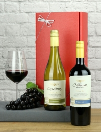 Chilean Dream, Antano Estate Twin Gift Pack & Red Box