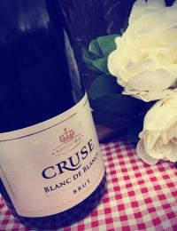 Cruse Blanc de Blancs, Sparkling Brut