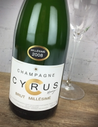 Cyrus Millesime 2009 Champagne