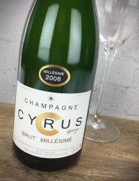 Cyrus Millesime 2010 Champagne