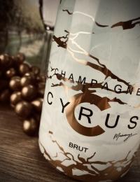 Cyrus Brut Champagne Design Edition
