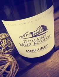 Domaine Meix Foulot, Mercurey Blanc