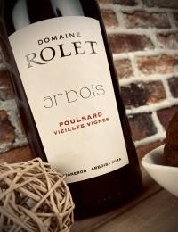 Domaine Rolet Arbois Poulsard Vieilles Vignes