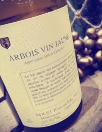 Domaine Rolet Arbois Vin Jaune