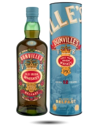 Dunvilles PX Single Malt 12 year old Irish Whiskey