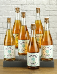 Ecusson L'Essential Brut Cidre Bio 75cl Case of 6 Bottles