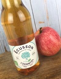 Ecusson Brut Bio Cidre 33cl (Case of 18 Bottles)