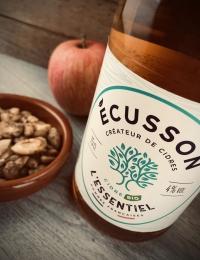 Ecusson L'Essential Brut Bio