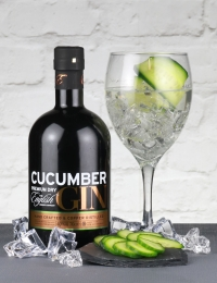 Cucumber Gin, English Drinks Company