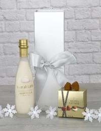 Fior di Latte Liqueur & Truffles Gift