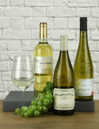 Trio of French White Wines