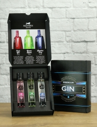 Gin Trio Taster Gift Set