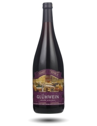 Gluhwein mulled wine, Schmitt Sohne, Litre Bottle