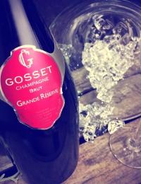 Gosset Grande Reserve, Brut Champagne