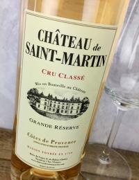 Chateau Saint Martin Cuvee Grande Reserve Rose