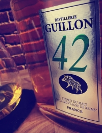 Guillon 42 Classic French Whisky, Single Malt de la Montagne