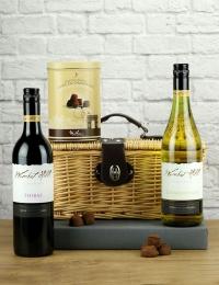Australian Duo Wine & Truffles Gift Hamper
