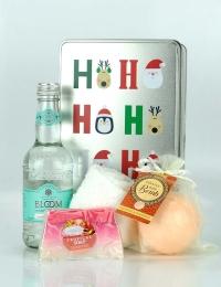 Christmas Gin & Tonic Pamper Gift Set