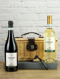 Italian Twin Hamper Gift